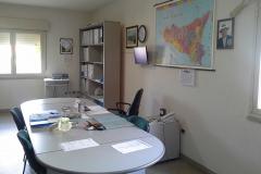 Sala riunioni sede operativa.