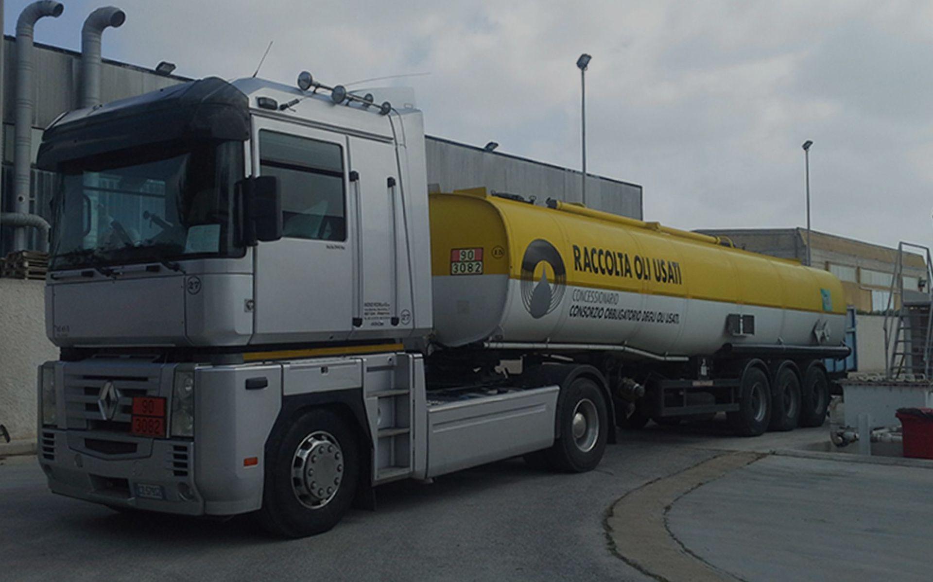 Raccolta e consorzio oli usati a Palermo